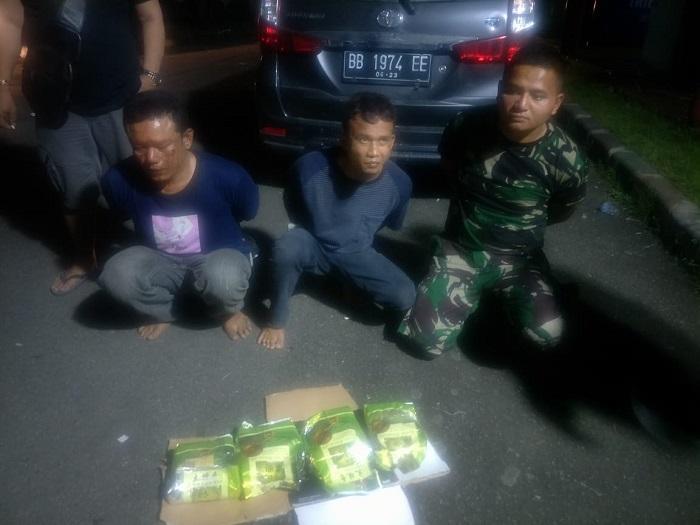 Viral Video Penangkapan Anggota TNI Bawa Sabu di Tanjung Morawa, Poldasu: Lakukan Pemeriksaan Internal