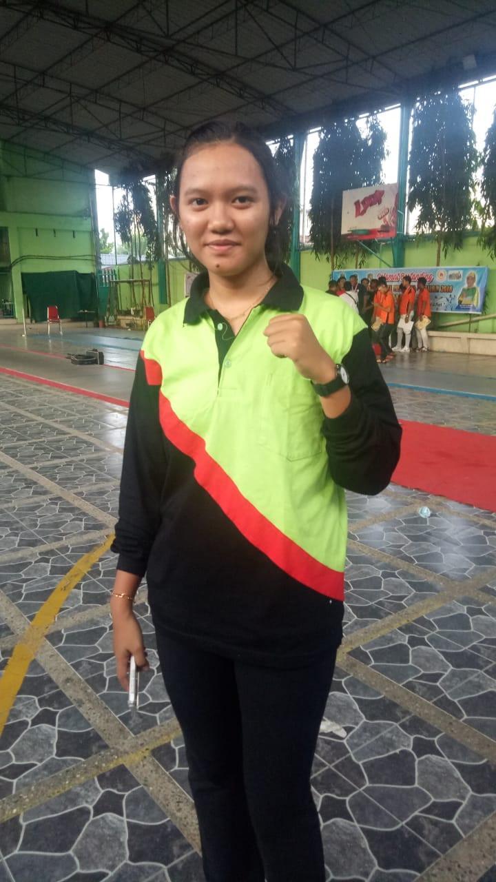 Dinda Incar Medali PON Papua