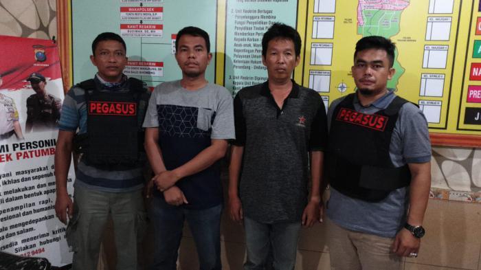 Dua dari Enam Pelaku Perampas Mobil di Jalan SM Raja Berhasil Diringkus Polsek Patumbak
