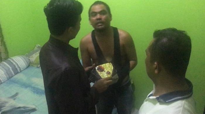 Peredaran 2Kg Sabu Jaringan Malaysia-Aceh-Medan Berhasil Digagalkan Polrestabes Medan