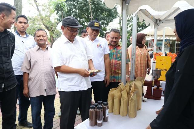 Plt Wali Kota Ingin Medan Punya Pusat Industri Kreatif