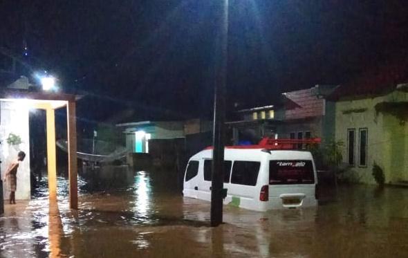 Banjir dan Longsor Terjang Kabupaten Lima Puluh Kota, Sumbar