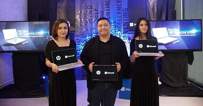 HP Spectre x360 Terbaru, Kreativitas dan Performa Eksklusif di Era Industri 4.0