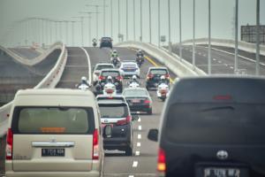 Jalan Tol Layang Jakarta-Cikampek Dibuka untuk Umum Sebelum 20 Desember