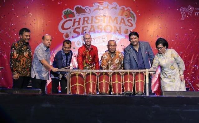 Tutup Perayaan Christmas Season 2019, Plt Wali Kota: Pemko Medan Konsisten Kembangkan Kehidupan Beragama di Kota Medan