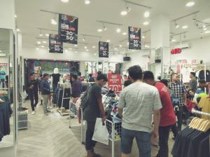 Usung Family Concept Store, 3Second Grand Opening Store di Medan