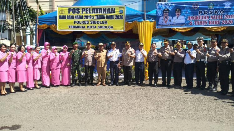 Wakil Wali Kota Bersama Kapolres Cek Persiapan Terminal Jelang Arus Mudik