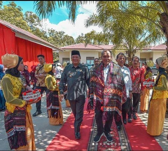 BPN Sumut Serahkan 462 Sertifikat Tanah di Kota Padangsidimpuan