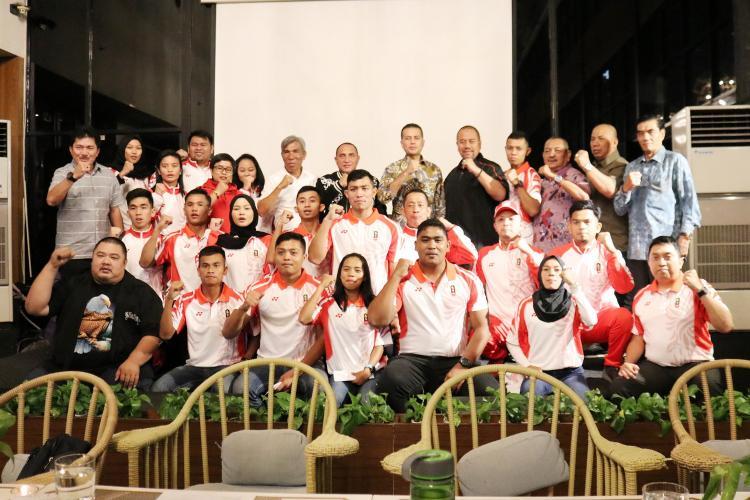 Sumbang 10 Medali di SEA Games Filipina, Edy Rahmayadi Apresiasi Prestasi Atlet Sumut