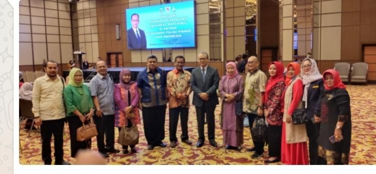 Kadin Sumut Business Matching dengan Usahawan Pulau Pinang