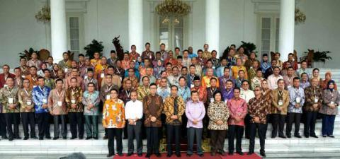 Wali Kota Curhat ke Jokowi Soal Prosedur Pengadaan Yang Ruwet