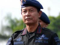 Kisah Jenderal Sutarman Semangati Brimob Sambil Hujan-hujanan