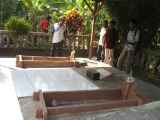 Pulau Kampai: Kuburan Sang
