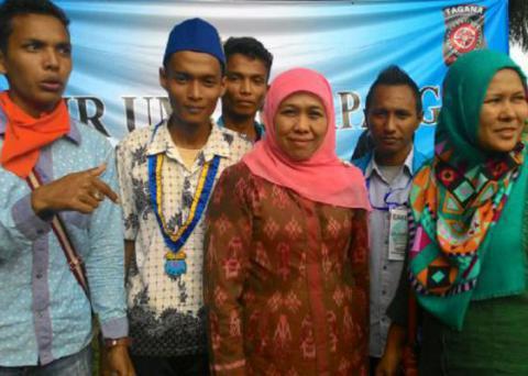 Mensos Terima Kasih ke Warga Aceh