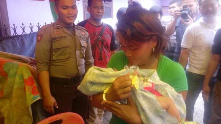 Gerebek Narkoba di Jalan Denai, Polisi Amankan IRT Bersama Bayinya