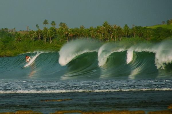 Agustus, Pulau Nias Akan Laksanakan Pesta Ya�ahowu dan Surfing Internasional