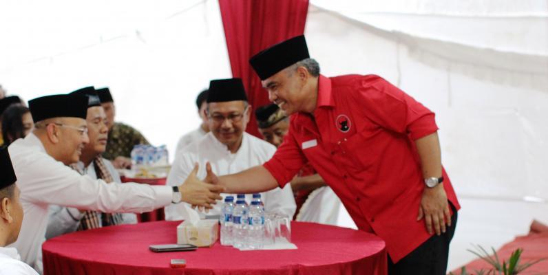 BMI Kota Medan Buka Puasa Bersama Kader dan Walikota Medan