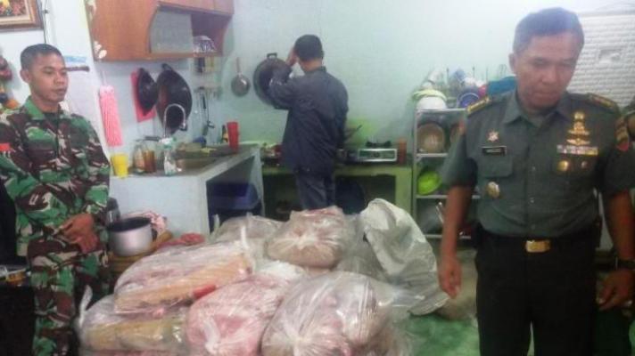 Bisnis Ilegal Daging Sapi oleh Oknum TNI Berhasil Dibongkar