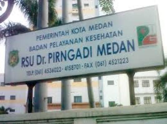RSU Pirngadi Bantah Ada Pasien Terlantar