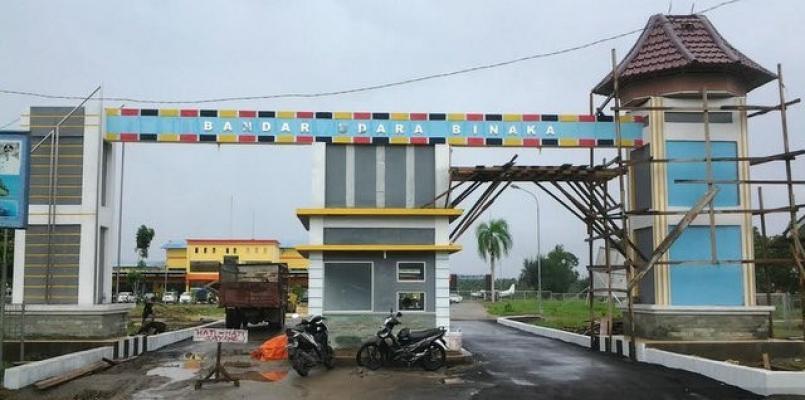 Tingkatkan Kunjungan Wisata, Landasan Bandara Binaka Nias Akan Diperpanjang