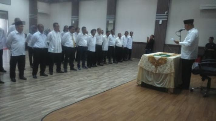 Walikota Medan Lantik Dewan Kesenian Medan Periode 2016-2020