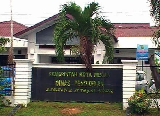 Kepala Seksi Minta Kinerja Kepala Dinas Pendidikan Kota Medan Dievalusi