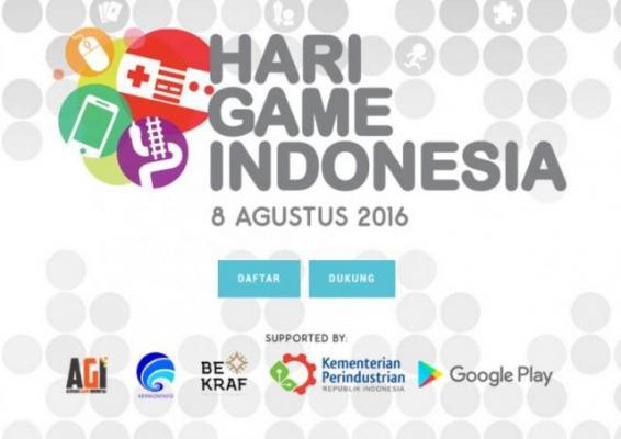 Kominfo Dukung Hari Game Indonesia Pada 8 Agustus Mendatang