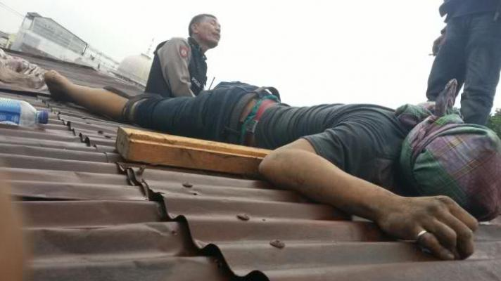 Pembobol Showroom Tewas Ditembak Polisi