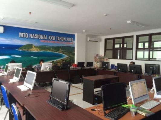 Permudah Akses Informasi, Panitia MTQN Siapkan Media Center