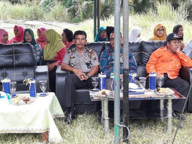 DPPKB Kabupaten Batubara Resmikan Pencanangan Kampung KB di Medang Deras