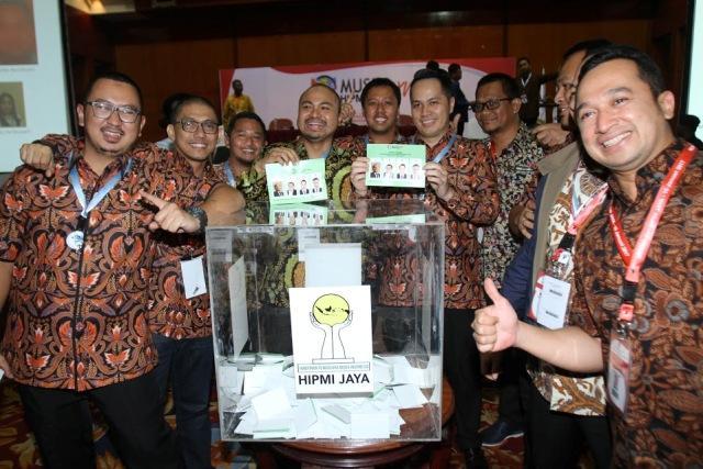 Afifuddin Kalla Ketua Umum HIPMI DKI Jakarta yang Baru