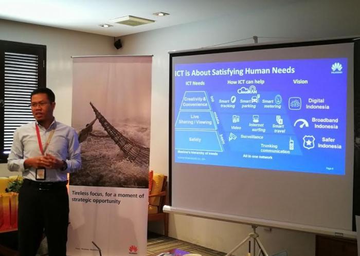 Dukung Terwujudnya Ekonomi Digital Indonesia, Huawei Luncurkan Teknologi 4.5G