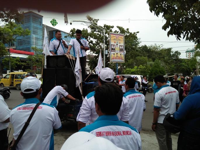 Takut Tak Gajian, SBNI Kota Medan Desak Gubernur Terbitkan UMSK
