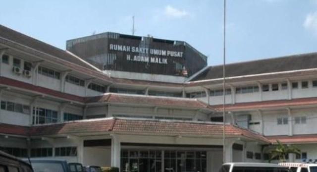 Tiga Balon Bupati-Wabup Deli Serdang Akan Jalani Tes Kesehatan di RSUP Adam Malik