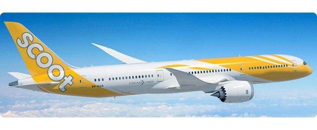Scoot Ambil Alih Rute Penerbangan Tujuan Langkawi, Pekanbaru dan Kalibo