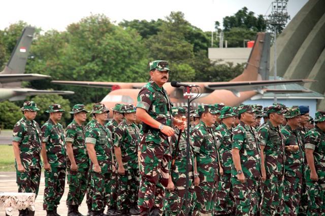 Panglima TNI : Pengiriman Satgas Kesehatan TNI Sesuai Konstitusi