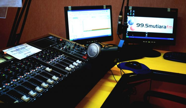 Bangunan dan Tower Radio Mutiara FM Terancam Dibongkar Karena Tak Miliki IMB