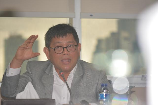 Politisi Nasdem Taufiqulhadi Soroti Problem Kapasitas Lapas Terkait PP No 99