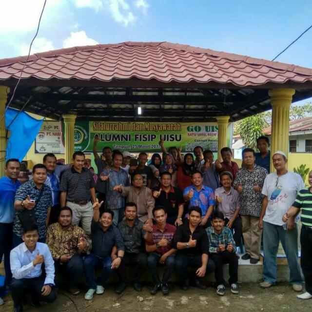 IKA FISIP UISU Dukung Musa Rajekshah Jadi Calon Wakil Gubernur Sumut