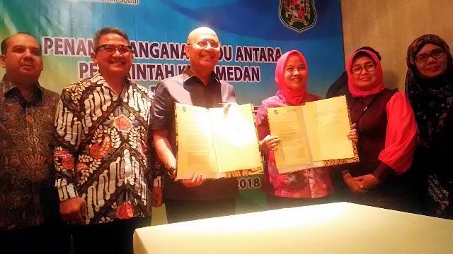 Dzulmi Eldin Komitmen Kota Medan Capai UHC di Tahun 2018
