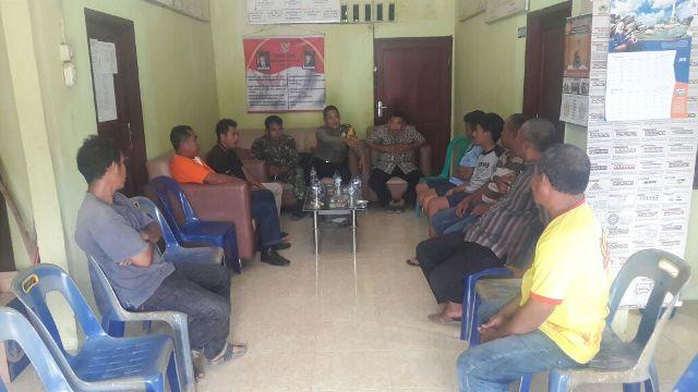 Bhabinkamtibmas Polsek Perdagangan Problem Solving Kasus Pencurian PT Japfa Farm I Bandar Masilam