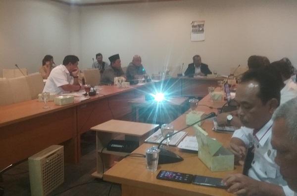 Komisi D DPRD Sumut Usulkan Kajian Menyeluruh Terkait Penanganan Longsor di Jembatan Sidua-dua Simalungun