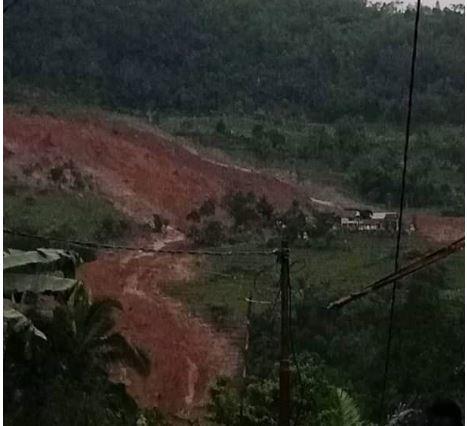 Longsor di Cisolok, Sukabumi: 2 Orang Meninggal, 41 Belum Ditemukan
