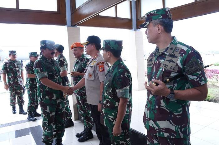 Panglima TNI Laksanakan Kunjungan Kerja ke Bandung