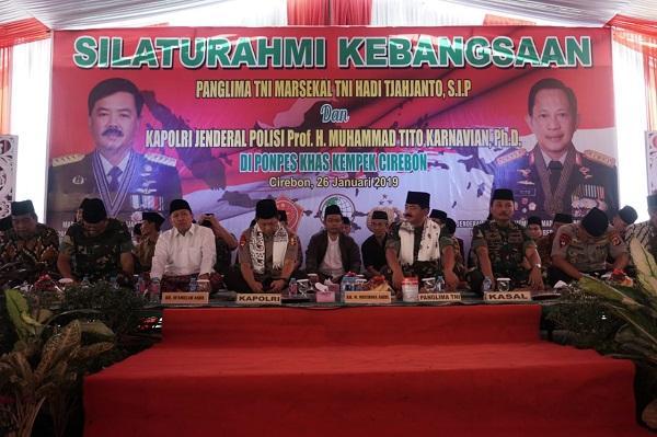 Peran Kyai dan Santri Dinilai Sangat Sentral dalam Menjaga Heterogenitas Masyarakat Indonesia