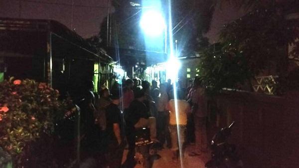 Lakukan Penggerebekan di Jalan Ampera Medan, Seorang Warga Tewas, Polisi Bantah Korban Meninggal Karena Ditolak