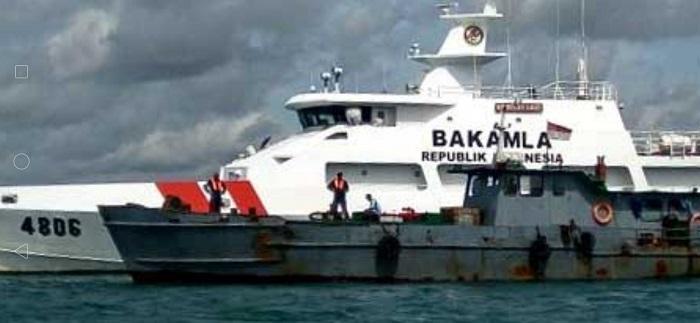 Kapal Tanker MT Namse Bangdzod Hilang Kontak di Laut Jawa, Bakamla RI Turunkan KN Belut Laut