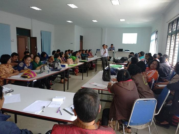 Kabupaten Karo Laksanakan Diseminasi Program Pintar di Seluruh Jenjang Pendidikan Dasar