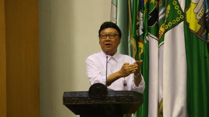 Usulan 314 DOB Dikaji, Mendagri: Pemerintah Tetap Berlakukan Moratorium Pemekaran Daerah