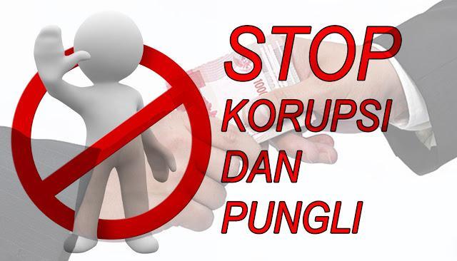 Pemerintah Berhentikan Tidak Dengan Hormat 480 PNS Yang Terlibat Tindak Pidana Korupsi